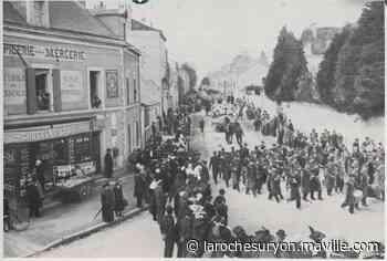 La Roche-sur-Yon. Le 10 mai 1913, la ville fête son centenaire… avec neuf ans de retard - maville.com