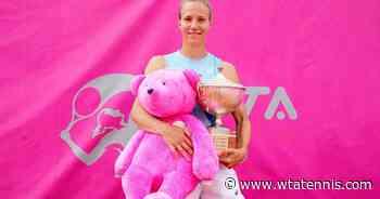 Resurgent Golubic captures Saint-Malo 125 title over Paolini 2021 Saint-Malo 13 hrs ago - WTA Tennis