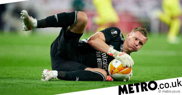 Bernd Leno responds to transfer speculation he will leave Arsenal this summer