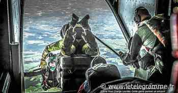 Largo, commando marine hennebontais, raconte son métier en images - Le Télégramme