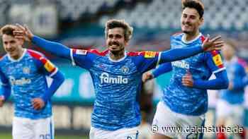 Werder Bremen-Ex Fin Bartels ballert Holstein Kiel (fast) zum Aufstieg! - deichstube.de
