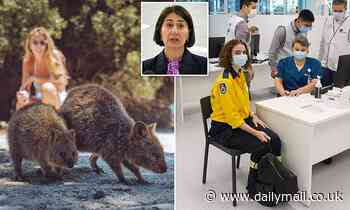Gladys Berejiklian wants Australia's borders reopened before mid-2022 goal mentioned in the Budget