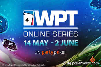 WPT Online Series ab 14. Mai bei partypoker