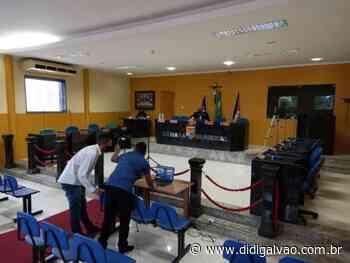 Santa Maria da Boa Vista: Apenas o presidente da Câmara compareceu a Sessão desta terça (11/05) - Blog do Didi Galvão