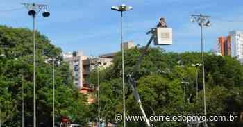 Santa Maria assina ordem de serviço para construção de pista de skate e melhorias do Parque Itaimbé - Jornal Correio do Povo