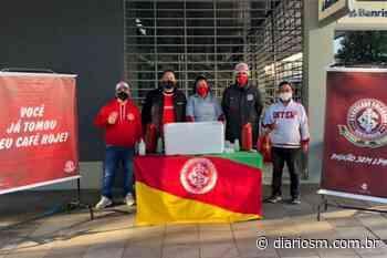 Consulado colorado em Santa Maria distribuiu cerca de 120 cafés solidários - Diário de Santa Maria