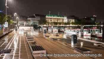 Corona-Pandemie: Der Norden lockert - Ausgangsbeschränkung in Hamburg fällt