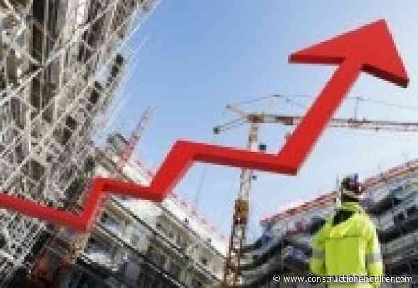 Construction activity recovers from Covid cliff-fall