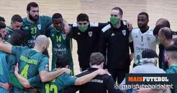 Futsal: Porto Salvo bate Modicus no play-off num jogo épico   MAISFUTEBOL - Maisfutebol