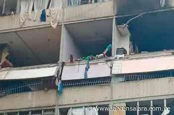 Reportaron explosión de un apartamento en Ocumare del Tuy - La Prensa de Lara