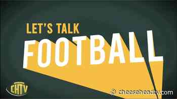 Let's Talk Football with Ross Uglem: Breaking down the Packers draft - Cheesehead TV