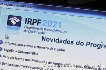 Cerca de 63% das declarações do IRPF 2021 já foram entregues por pomerodenses - Jornal de Pomerode