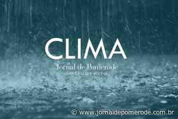 Nova massa de ar frio chega nesta semana, em SC - Jornal de Pomerode