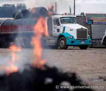 Logran levantar bloqueos en la vía Quibdó - Pereira - El Universal - Colombia
