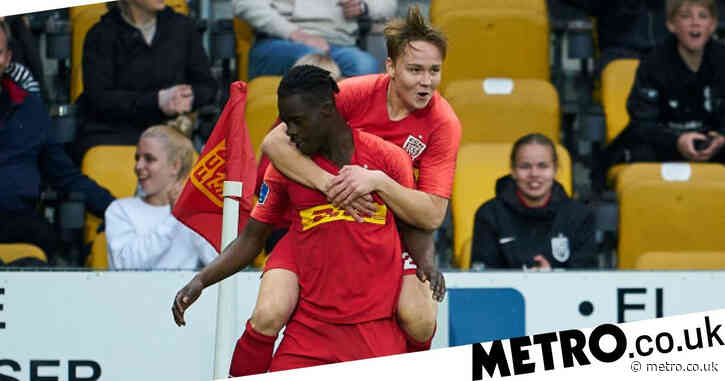 Manchester United ready to hijack Ajax's move for Ghana winger Kamaldeen Sulemana