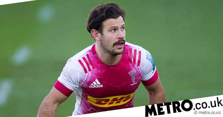 Danny Care reveals how he reacted to missing out on British and Irish Lions selection
