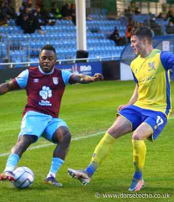 Solihull 2-1 Weymouth: Brian Stock feels result slipped away - Dorset Echo