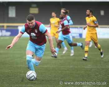 Solihull Moors v Weymouth: Ben Thomson likely to miss game - Dorset Echo