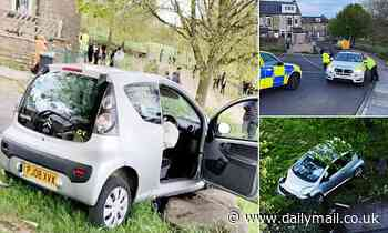 Mother-of-five killed in hit-and-run 'MURDER': Police arrest man, 41, after car ploughs into woman