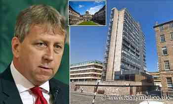 University principal faces calls to QUIT for allowing 'intolerant' cancel culture