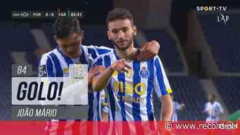 O golo de João Mário deu corpo à 'manita' do FC Porto - Record