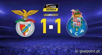 Benfica Porto | Empate com sabor a derrota para rivais - GoalPoint