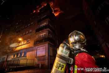 Boulogne-Billancourt : six personnes intoxiquées dans un violent incendie d'appartement - Le Parisien