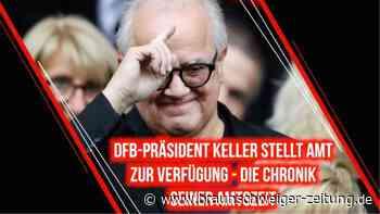 Rückzug von DFB-Präsident Keller: Eine Chronik seiner Amtzeit