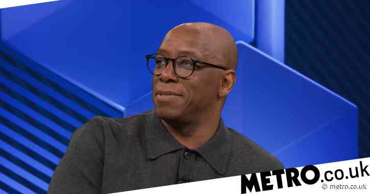 Former Arsenal striker Ian Wright tips Manchester City to win Champions League final against Chelsea