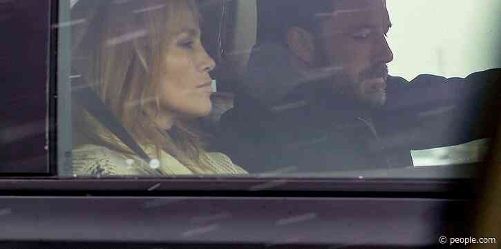 Ben Affleck and Jennifer Lopez's Montana Getaway Was His Idea, Says Source: 'They Wanted to Spend Time Away' - PEOPLE