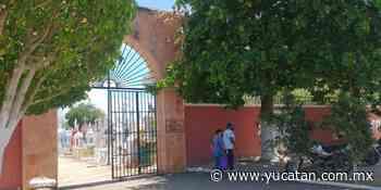 Panteón abierto - El Diario de Yucatán