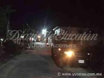 Movilización en Ticul por una mujer con problemas respiratorios debido a una crisis nerviosa - El Diario de Yucatán