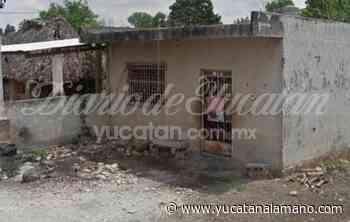 Agreden e intentan asaltar a un hombre en una vivienda de Ticul - Yucatán a la mano