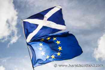 Scottish independence: How could Scotland re-join the EU? | HeraldScotland - HeraldScotland