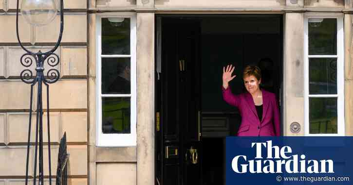 Scotland: hugs and indoor visits to be allowed from 17 May - The Guardian