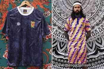 Abandon Ship Apparel launch retro-inspired Scotland strip for Euros as fans fall in love with them... - The Scottish Sun