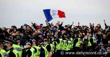 Police Scotland warn Rangers supporters in West Lothian to abide by rules this weekend - Daily Record