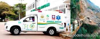 Vehículos de emergencia de Timaná se quedaron sin combustible - Diario del Huila