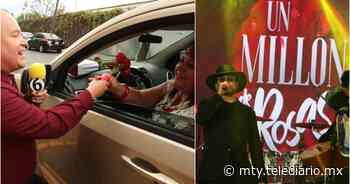 Multimedios Televisión celebra a mamá con 'Un millón de rosas' - Telediario Monterrey
