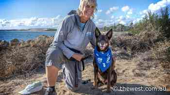 Geraldton besties Kip & Heather walk for RSPCA this May - The West Australian