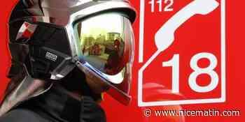 Important accident sur la pénétrante du Paillon, la circulation coupée dans les deux sens