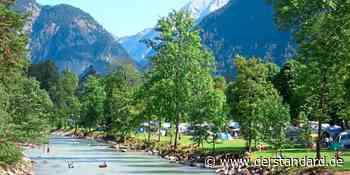 Das sind die besten Campingplätze in Europa - DER STANDARD