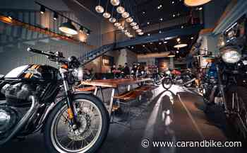 Royal Enfield Begins Operations In Singapore With New Store - carandbike