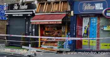 Hertford Road live: Major Enfield street closed after building 'collapses into the street' - MyLondon