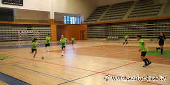 AST Futsal regressa aos treinos no Pavilhão Municipal - Santo Tirso TV - Santo Tirso TV