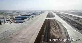 El aeropuerto Santa Lucía ante los ojos de los organismos internacionales - Obras