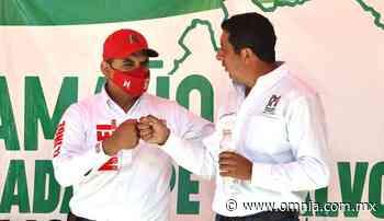 En los tiempos difíciles de Guadalupe y Calvo nunca los dejamos solos, ni nos fuimos a otra ciudad: Candidatos priistas - Omnia