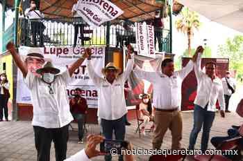 """""""Dicen que nos vamos a vender; no es cierto"""": Guadalupe García - Noticias de Querétaro"""