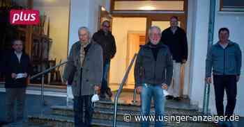 Reiner Butz bleibt Ortsvorsteher in Laubach - Usinger Anzeiger