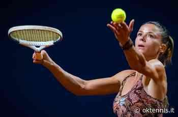 Roma: Giorgi-Sorribes Tormo è il sesto match WTA più lungo nell'Era Open • Ok Tennis - oktennis